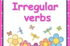 66 thẻ học động từ bất quy tắc trong tiếng Anh cho trẻ em