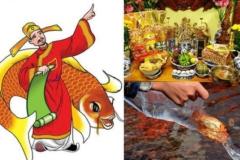 Học tiếng Anh qua truyền thuyết Táo quân God of Kitchen Festival