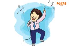 Trẻ học giỏi tiếng Anh nhờ hát karaoke bằng tiếng Anh