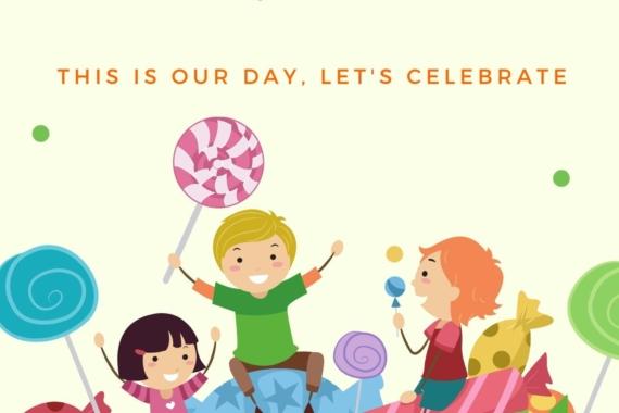Focas English tổ chức ngày Quốc tế Thiếu nhi 1/6 cho các em học sinh