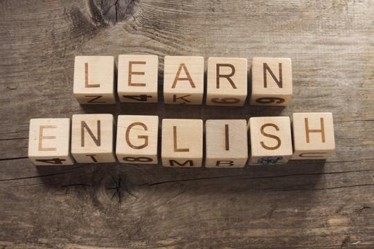 Học tiếng Anh và học Phật